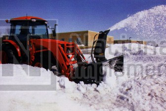73 Quot Erskine Front Mount Tractor Snow Blower Model Es2010