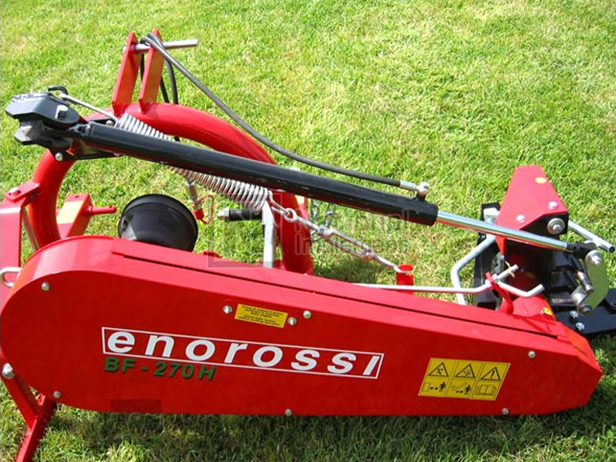 84 Quot Enorossi 3 Point Tractor Sickle Bar Mower Model Bfs210h