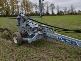 "60"" Baumalight 3-Point Hitch Drainage Plow Model UPT760"