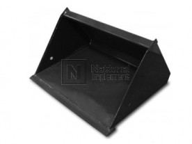 "48"" CID Mini Skid Steer Low Profile Bucket Unit for Dingo or MT50"