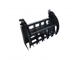 "44"" CID Mini Skid Steer Grapple Rake Unit for Dingo or MT50"