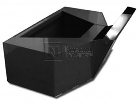 CID 1 Yard Concrete Bucket Model 1YCB
