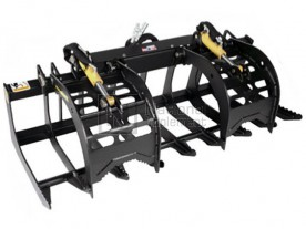 Root Grapple for Compact Loaders and Skid Steers