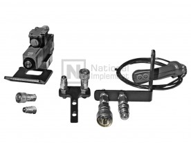 Dedicated Third Function Hydraulic Valve Kit, Less Hoses, Up To 25 GPM