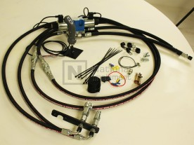 Dedicated Third Function Hydraulic Valve Kit, Includes Hoses, Up To 25 GPM