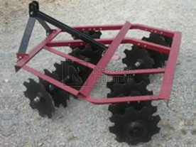 "54"" Farm-Maxx 3-point Tractor Disc Harrow Model DH100-1216 NSB"