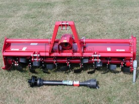 "60"" Farm-Maxx Gear Drive 3-Point Tractor Rotary Tiller Model FTL-60G"
