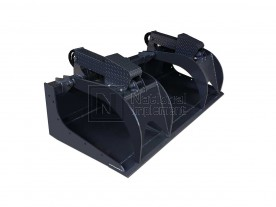 "66"" X-treme Duty Grapple Bucket with Teeth (Model: XGB66WT)"