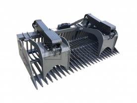 "78"" X-treme Duty Rock Grapple Bucket (Model: XROKG78)"