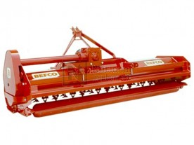"60"" Befco 3-Point Tractor Flail Mower Model H70-060"