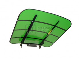 Green TuffTop Tractor & Mower Canopy