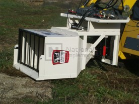Kasco / Herd Skid Steer Scoop-n-Spread Salt & Wet Sand Broadcast Spreader Model 2011SCP