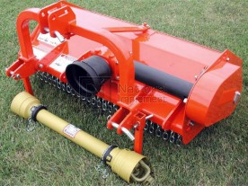 "55"" Phoenix 3-Point Tractor Flail Mower Model SLE-140"