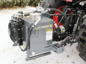 "Loftness ""PowerPak"" Tractor PTO-Driven Hydraulic Power Unit / Power Pack Model HPP25C / HPP33C / HPP40C"