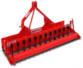 Befco 3-Point Soil Pulverizer
