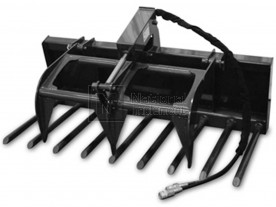 "81"" X-treme Duty Manure Fork Grapple (Model: XMFG81)"