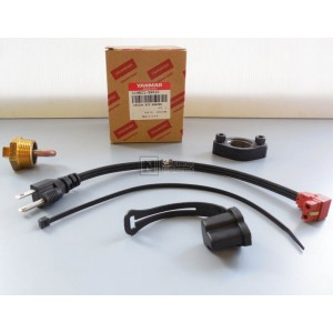 50-Hour Service Kit Less Fluids (Yanmar YT2 Series) - Ships for One