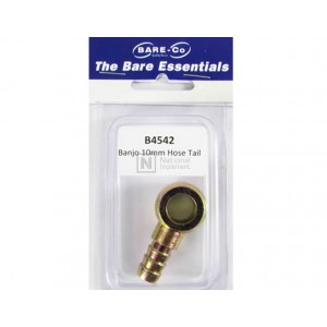 "Bare-Co Banjo .4"" Hose Tail Part B4542"