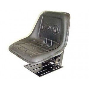 Bare-Co Generic Tractor Replacement Suspension Seat - Pan Type Part B6150
