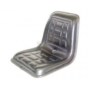 Bare-Co Generic Tractor Upholstered Pan Type Replacement Seat - Small Tractor Fitting Part B9641