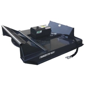 """60"""" Heavy Duty Skid Steer Brush Cutter with 2 Blades 14-20 GPM (Model HDBCNS60-2)"""
