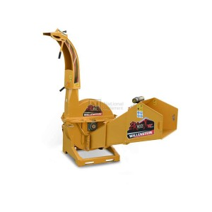 "Wallenstein 10"" 3-Point Tractor PTO Wood Chipper Model BX102S"