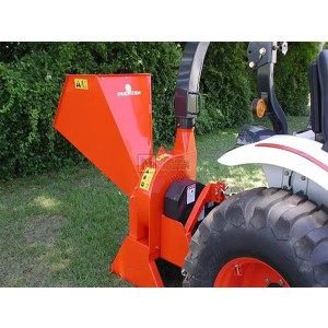 Phoenix 3-Point Tractor Hitch Wood Chipper Model PWC-450
