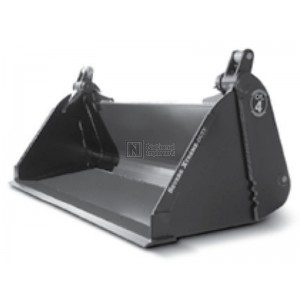 """67"""" Construction Attachments Severe Extreme Duty 4-in-1 Low Profile Bucket Model 1MPSXD67"""